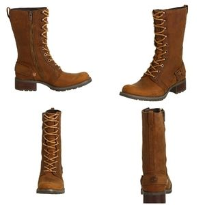 Timberland  Charles Street Lace Mid-calf Boots